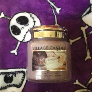 Village Candle Cozy Cashmere